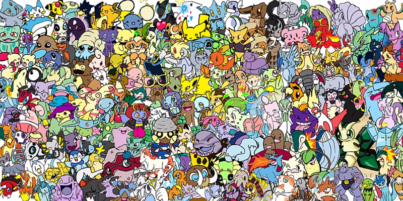 Can You Name These Pokemon?