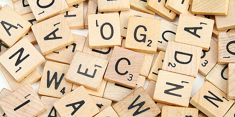Do You Know Your Two-Letter Scrabble Words?