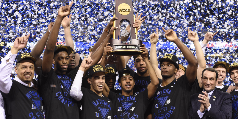Do You Remember These Great Moments in NCAA Tournament History?