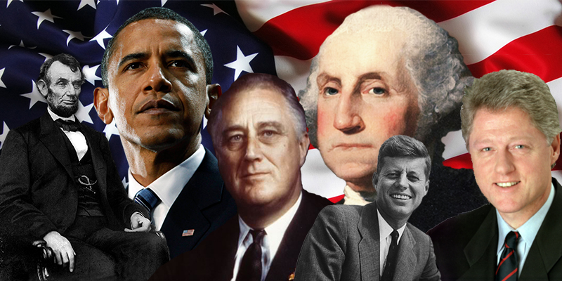 Who Did It: The U.S. Presidents Edition