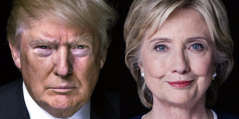 Who Did It: Hillary Clinton or Donald Trump?